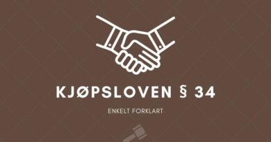 Kjøpsloven § 34