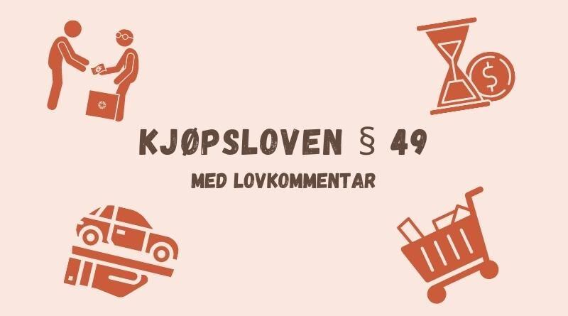 Kjøpsloven § 49