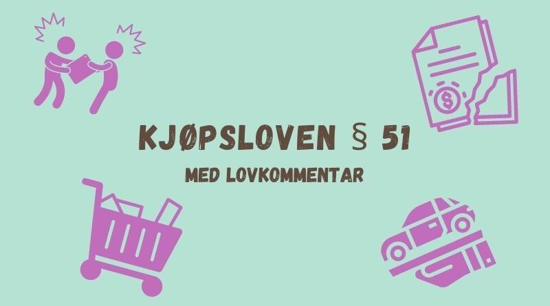 Kjøpsloven § 51