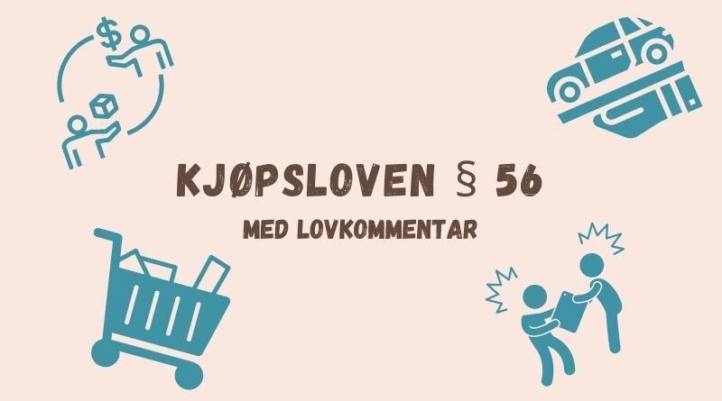 Kjøpsloven § 56