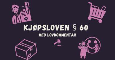 Kjøpsloven § 60