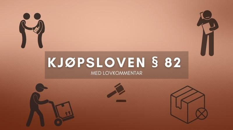 Kjøpsloven § 82