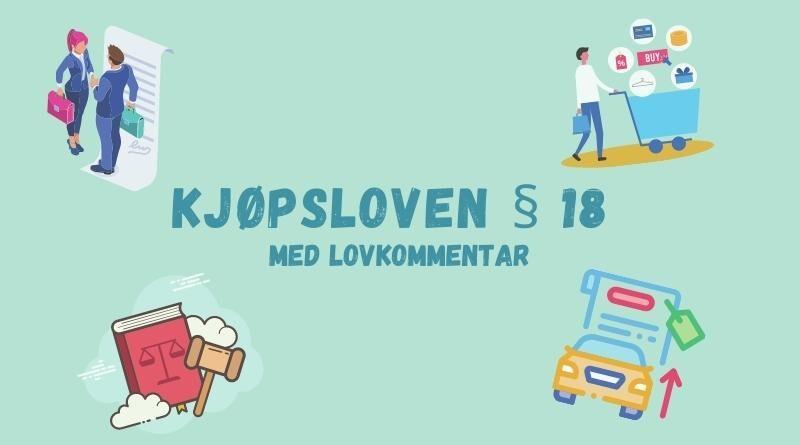 Kjøpsloven § 18
