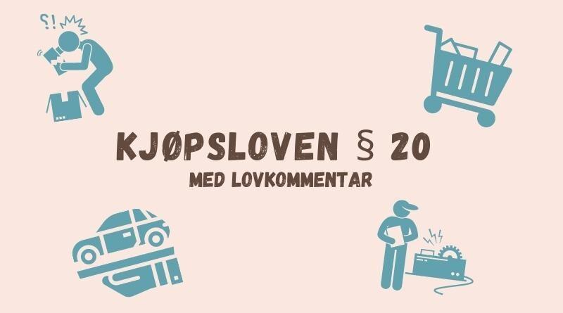 Kjøpsloven § 20