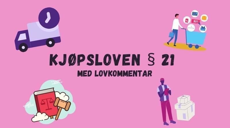 Kjøpsloven § 21