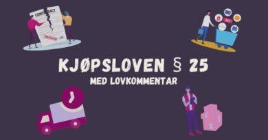 Kjøpsloven § 25
