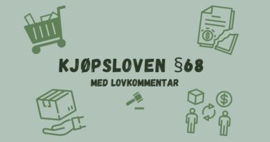 Kjøpsloven § 68